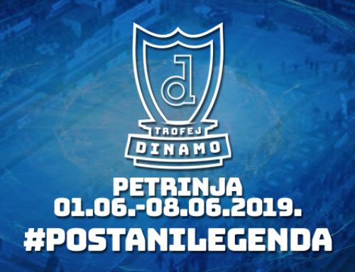 OBAVIJEST: Početak Trofeja Dinamo 2019 odgođen za subotu