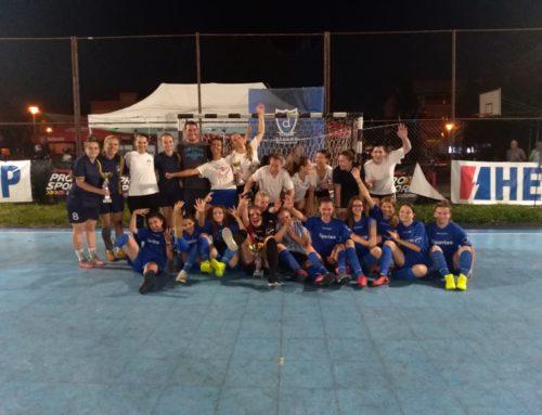 Dinamo Osekovo osvojio ženski turnir, danas se igra završnica seniora