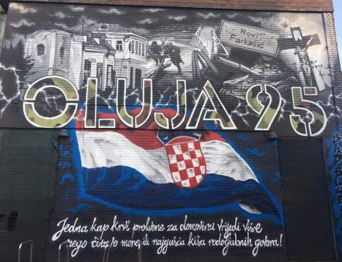 Novo ruho TD Petrinje: U centru grada u sklopu obilježavanja najveće hrvatske ratne pobjede!