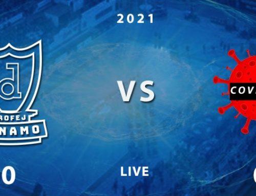 (LIVE) Revanš Trofej Dinamo vs Covid 19 (0-0): Gol COVID-a visi u zraku