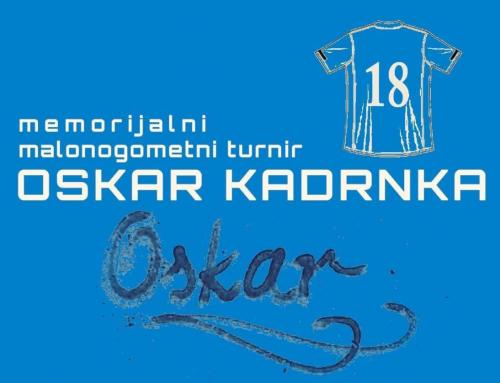 """Memorijalni MNT """"Oskar Kadrnka"""": Dosta ljudi je prepoznalo ovu lijepu priču i svi je žele podržati!"""