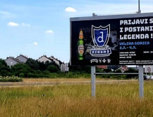 Bogat sadržaj na prvom Trofeju Dinamo u Velikoj Gorici!