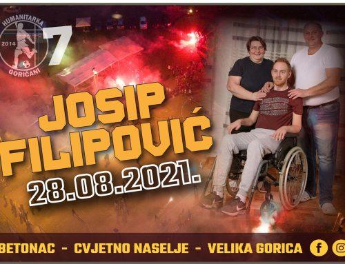 Sedmo izdanje Goričani Humanitarke za pomoć Josipu!