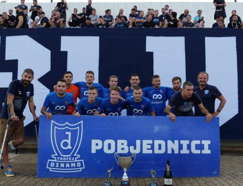 Cvjetno Poliklinika Milojević osvojila Trofej Dinamo 2021