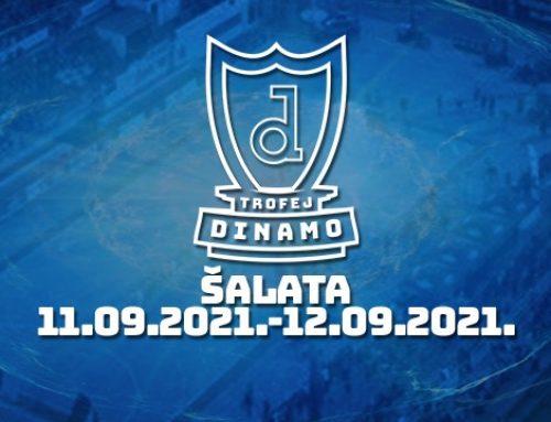 Šest momčadi kreće u lov na Trofej Dinamo 2021 – sve utakmice u izravnom prijenosu