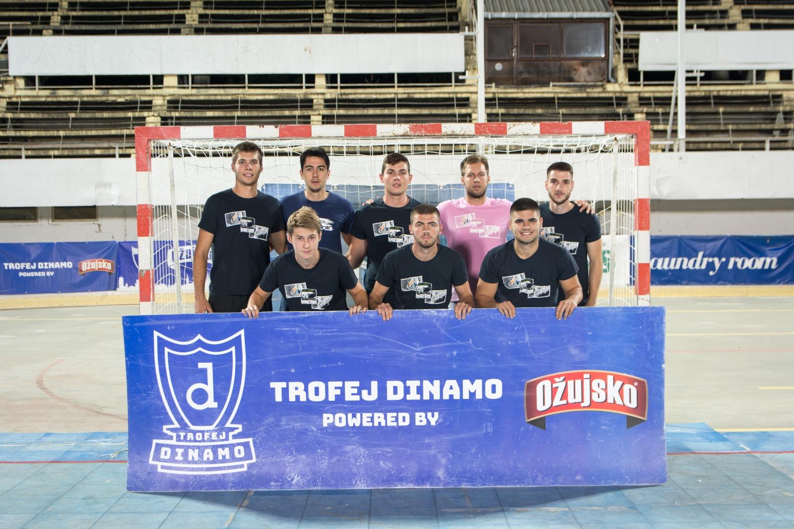 finalisti Trofeja Dinamo
